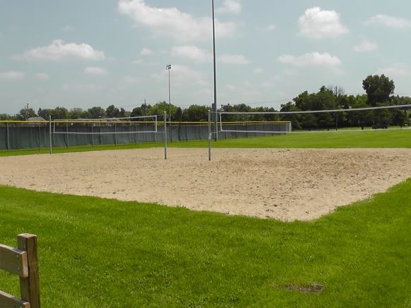 Bicentennial Sand Volleyball Courts