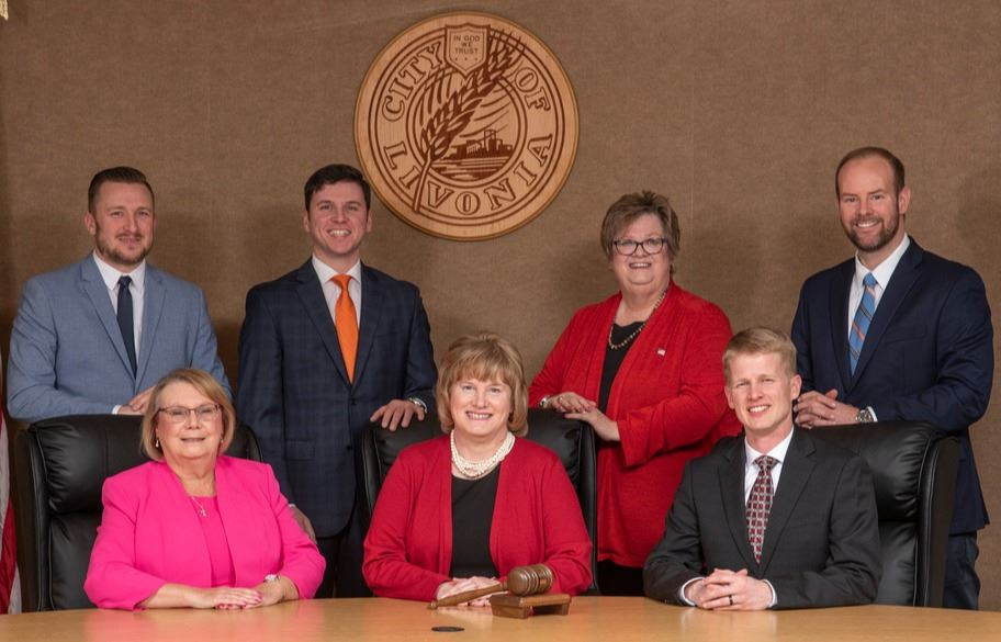 City Council Group Picture 2020