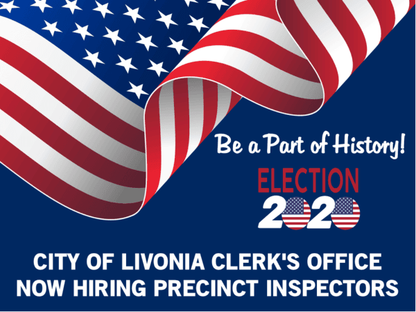 Precinct Workers Wanted