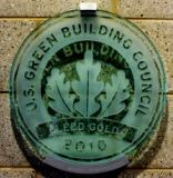J.S. Green Building Council Seal