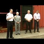 Burn Chamber Ribbon Cutting Video