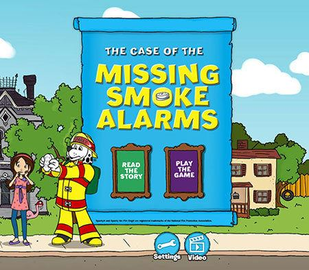The Case of the Missing Smoking Alarms